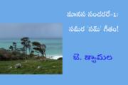 మానస సంచరరే -1: సమీర 'సమ్' గీతం!