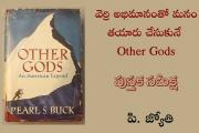 వెర్రి అభిమానంతో మనం తయారు చేసుకునే OTHER GODS